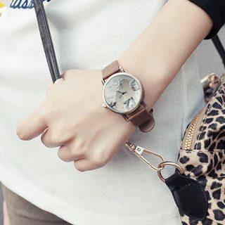 PUFII - Vintage Strap Watch