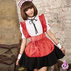 Ayoka - Maid Party Costume Set