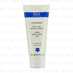 Ren - Vita Mineral Emollient Rescue Cream (All Skin Types)