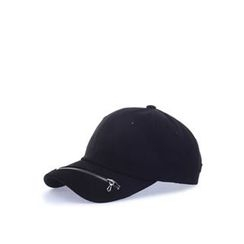 Ohkkage - Zip-Trim Baseball Cap