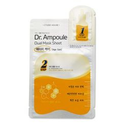 伊蒂之屋 - Dr. Ampoule Dual Mask Sheet (Age Care)
