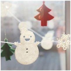 OH.LEELY - Christmas Felt Bunting
