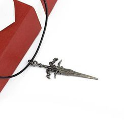 Cascarada - Sword Pendant Necklace