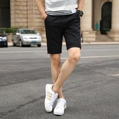 Denimic - Plain Shorts