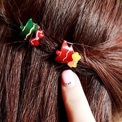 Sewwi - Christmas Mini Hair Claw