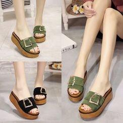 Weiya - Platform Sandals