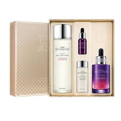 Missha 谜尚 - Time Revolution Best Seller Special : Essence 150ml + 30ml + Ampoule 50ml + 10ml