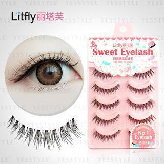 Eyelash #107 (5 pairs)