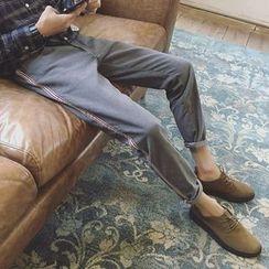 JORZ - Corduroy Straight Fit Pants
