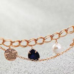Trend Cool - Dangle Bracelet
