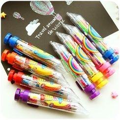 Fancy Mansion - Multi-Color Pen