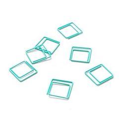 Cerco - Square Paper Clip Set (6pcs)