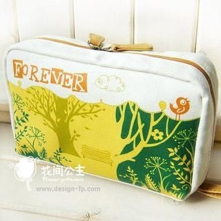 Flower Princess - Cosmetic Bag