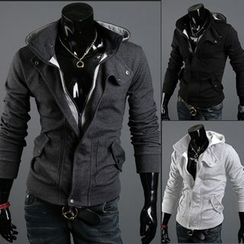 Hansel - Hooded Zip Jacket