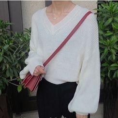 MATO - V-Neck Sweater