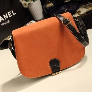 Miss Sweety - Color-Block Cross Bag