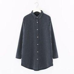 Meimei - 條紋襯衫