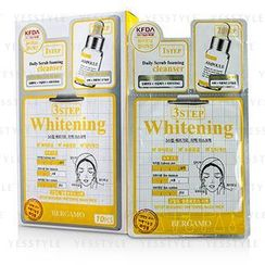 Bergamo - 3Step Bergamo Mask Pack (Whitening)