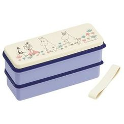 Skater - MOOMIN Seal Lid Lunch Box