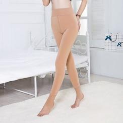Meigo - 纯色内搭裤