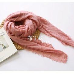 布丁坊 - 麻布圍巾