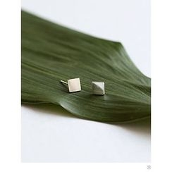 PINKROCKET - Square Earrings