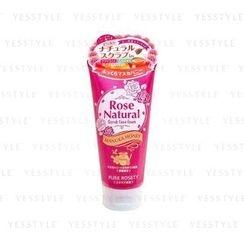 Cosmetex Roland - Rose Natural Scrub Face Foam (Manuka Honey)