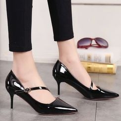Forkix Boots - Pointy Pumps