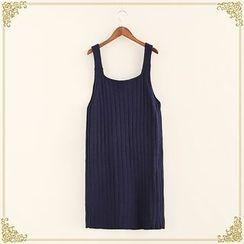 Fairyland - Knit Pinafore Dress
