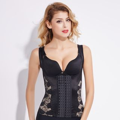 Fair Lady - Lace Trim Shaping Corset