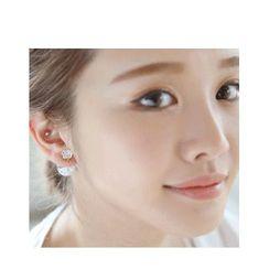Miss21 Korea - 球饰钉耳环