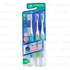 LION - Systema Spiral Toothbrush (SS) (Random Color)