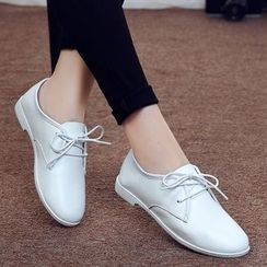 ZOHOUR - Lace-Up Shoes