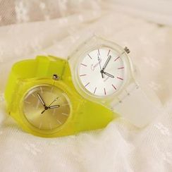 Tacka Watches - Jelly Strap Watch