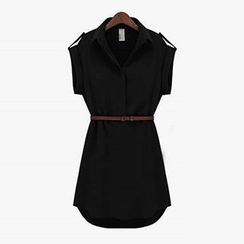 Eloqueen - Short-Sleeve Dress