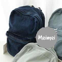 Meimei - Lightweight Denim Backpack