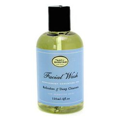 The Art Of Shaving - Facial Wash - Peppermint Essential Oil (For Sensitive Skin)