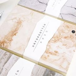 Cute Essentials - Marble Print Sketchbook