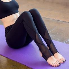 Girasol - Stirrup Workout Pants
