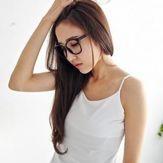BAIMOMO - Plain Long Camisole