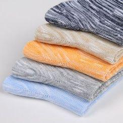 Aeoo - Melange Socks