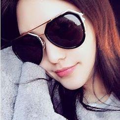 UnaHome Glasses - 双层框太阳镜