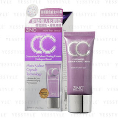 Zino - CC Customized Colour-Toning Cream (Collagen Boost)