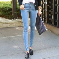 PIPPIN - Washed Skinny Jeans