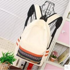 MooMoo Shop - Ethnic Pattern Backpack