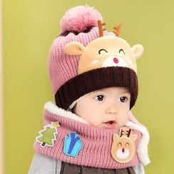 POMME - 嬰兒小鹿無邊帽