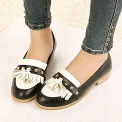 Mancienne - Fringed Flats