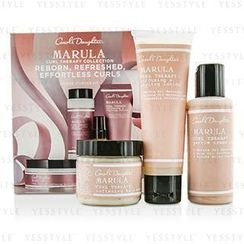 Carol's Daughter - Marula Curl Therapy Collection 3-Piece Starter Kit: Cleaner 60ml + Styling Lotion 60ml + Hair Mask 60ml