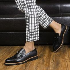 Hipsteria - Pointy Loafers