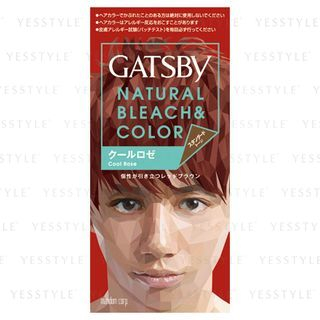Mandom - Gatsby Natural Bleach & Color (Cool Rose)